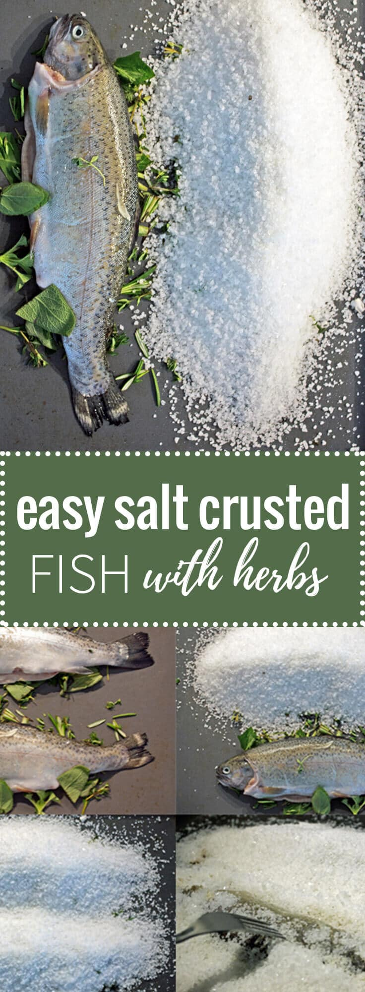Easy Salt Crusted Fish Recipe With Herbs Plated Cravings