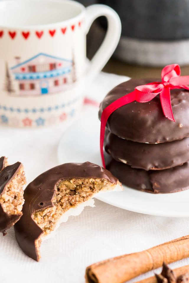 German Lebkuchen Recipe Plated Cravings