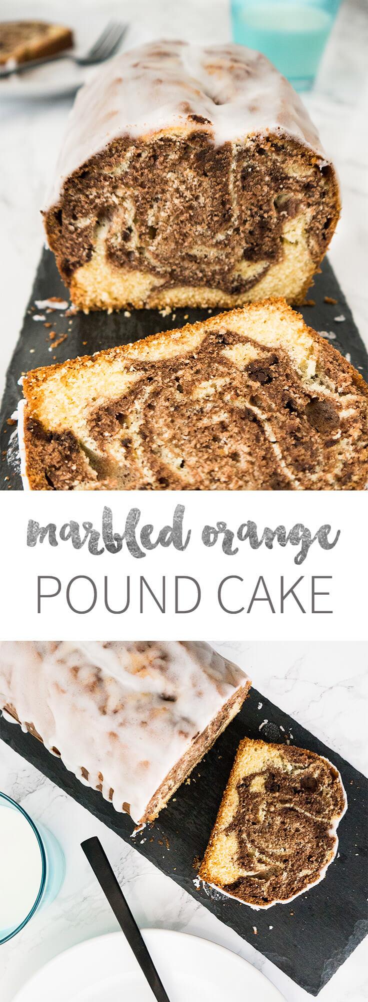 Easy Pistachio Pound Cake Recipe