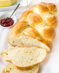 Braided Easter Bread Recipe
