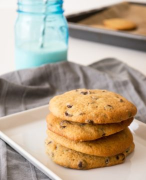 These Spicy Banana Chocolate Cookies are perfect for every day, they make a great breakfast and taste like a treat.