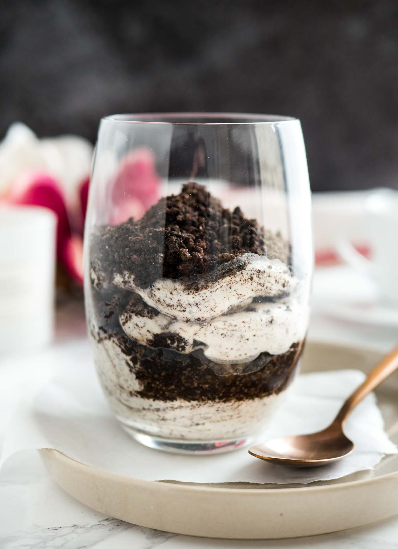 No Bake Oreo Cheesecake Parfaits Are Super Simple To Make With No Baking Involved A Delicious Cookies And Cream Dessert That Is Fast Easy And Foolproof
