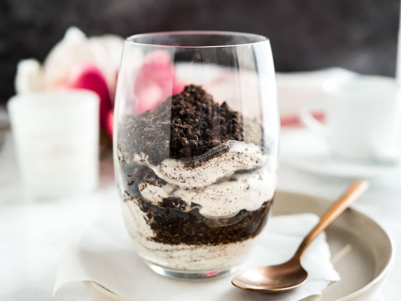 No Bake Oreo Cheesecake Parfaits