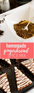 This German Gingerbread Spice Mix is a spice blend which is essential for many German Christmas baking recipes! It's so easy to make your own and much cheaper than buying it.