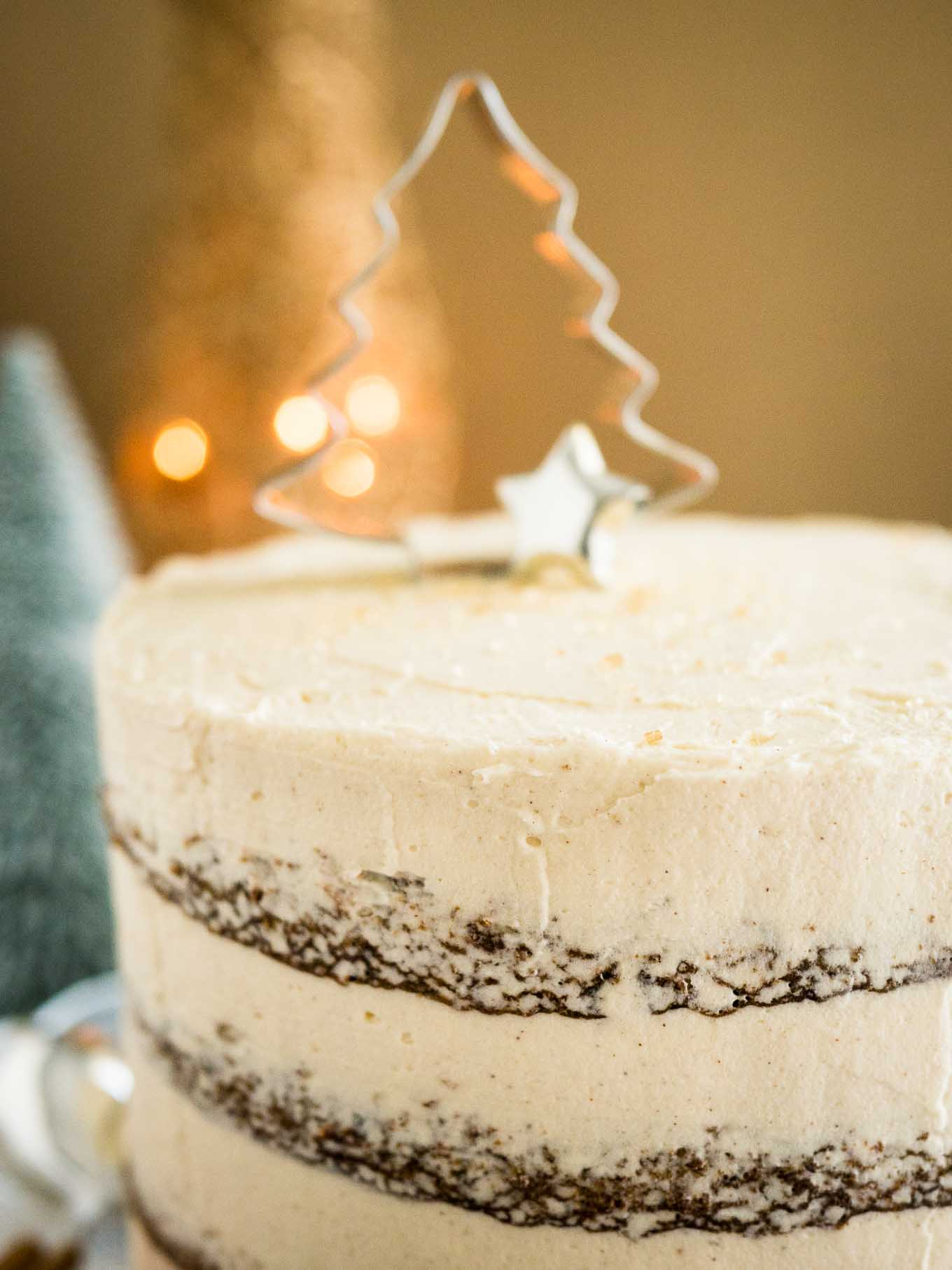 how to make gingerbread cake without molasses