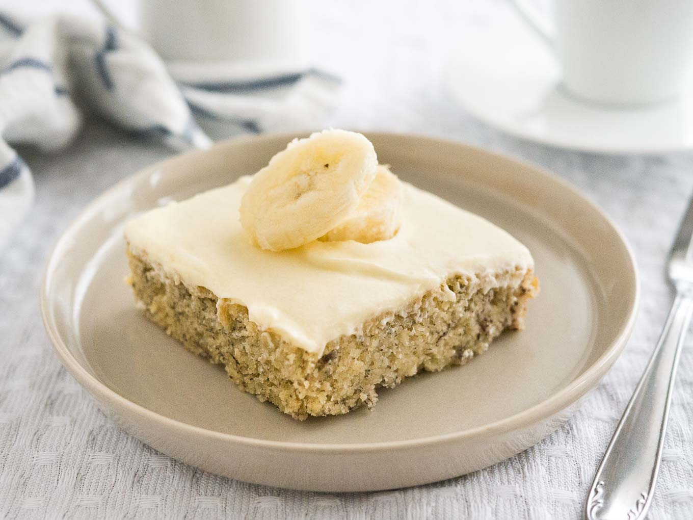 Banana Cake Recipe With  Eggs