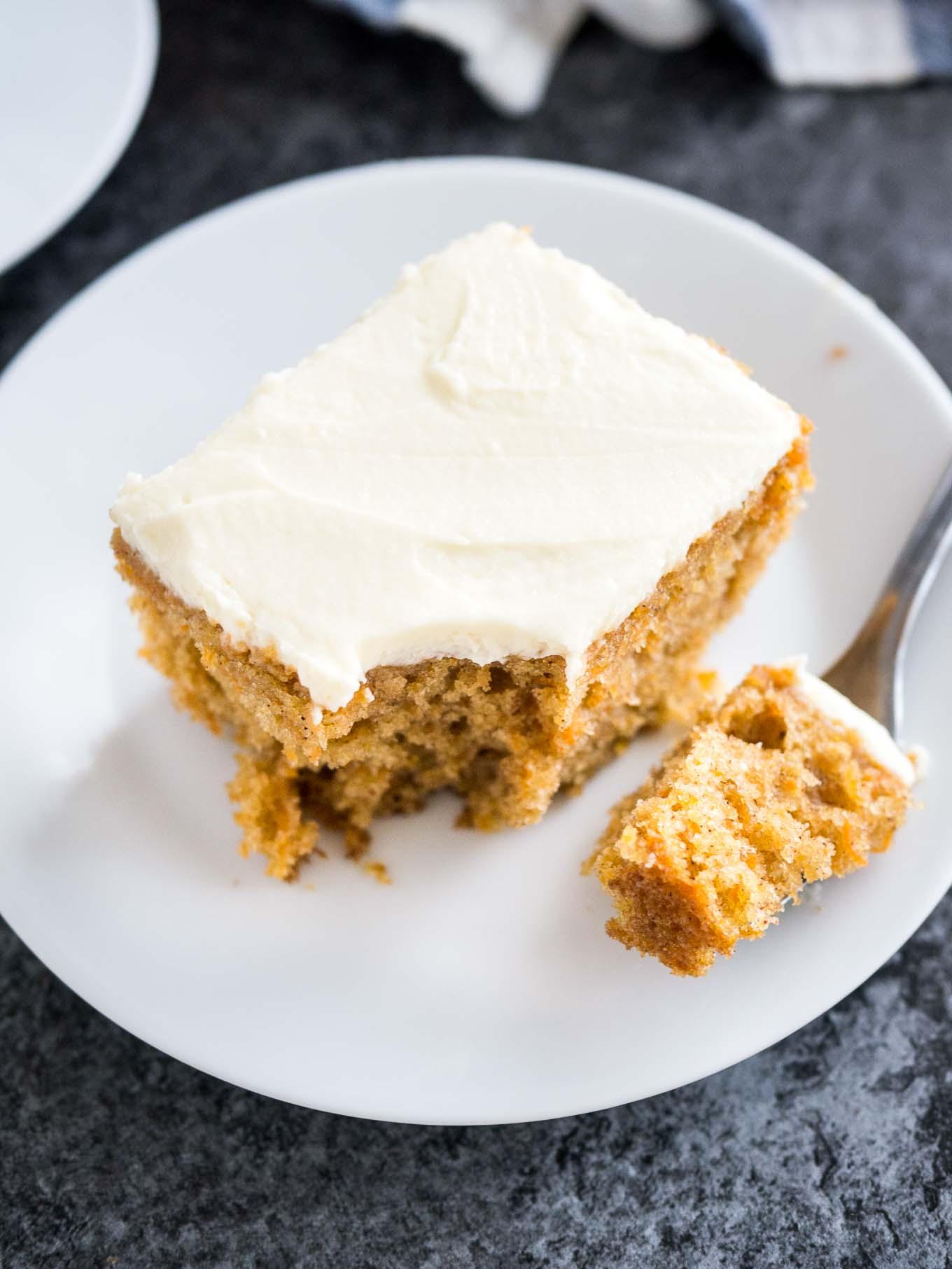 Carrot Cake Recipe Easy Moist