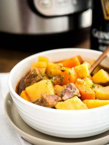 Instant Pot Irish Stew | Irish Beef Stew | Pressure Cooker Irish Stew | Beef Stew | Easy Stew Recipe | Tender Irish Stew | Beef and Guinness Stew