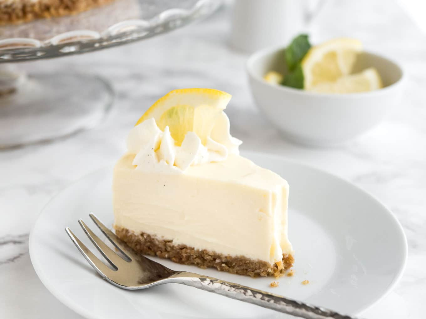 This EASY Lemon Cream Pie is full of lemon flavor and made with only a few ingredients! An easy-to-prep lemon pie recipe that comes together in minutes and is sure to be a crowd-pleaser.