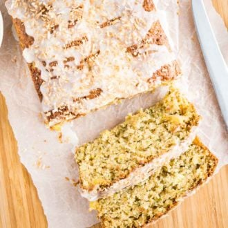 Pineapple Zucchini Bread