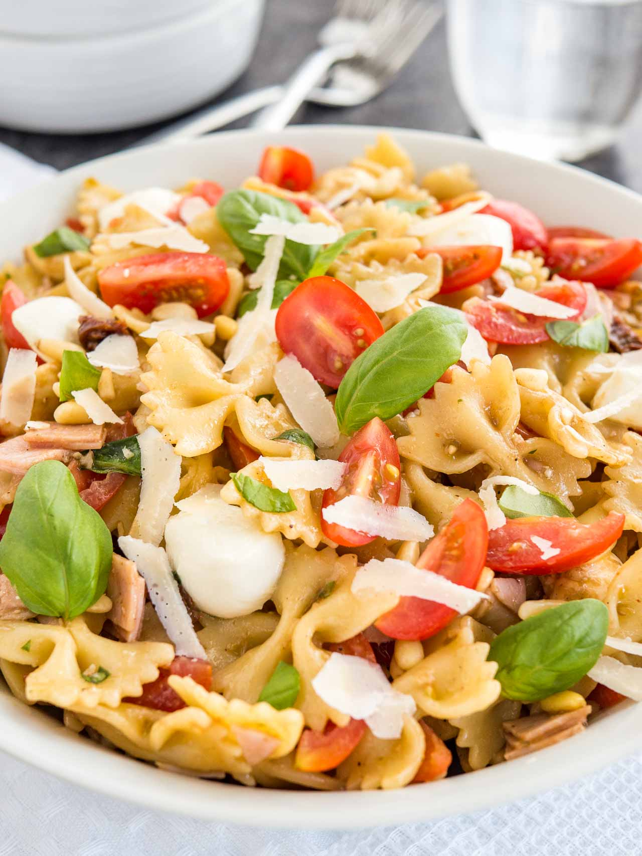Pasta Salad With Italian Dressing Gowns And Dress Ideas