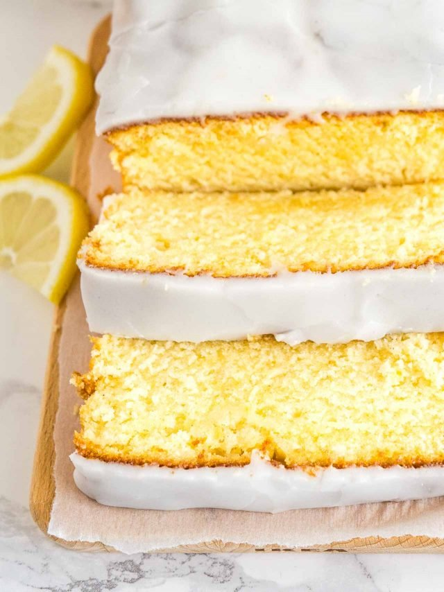 Easy Lemon Bread