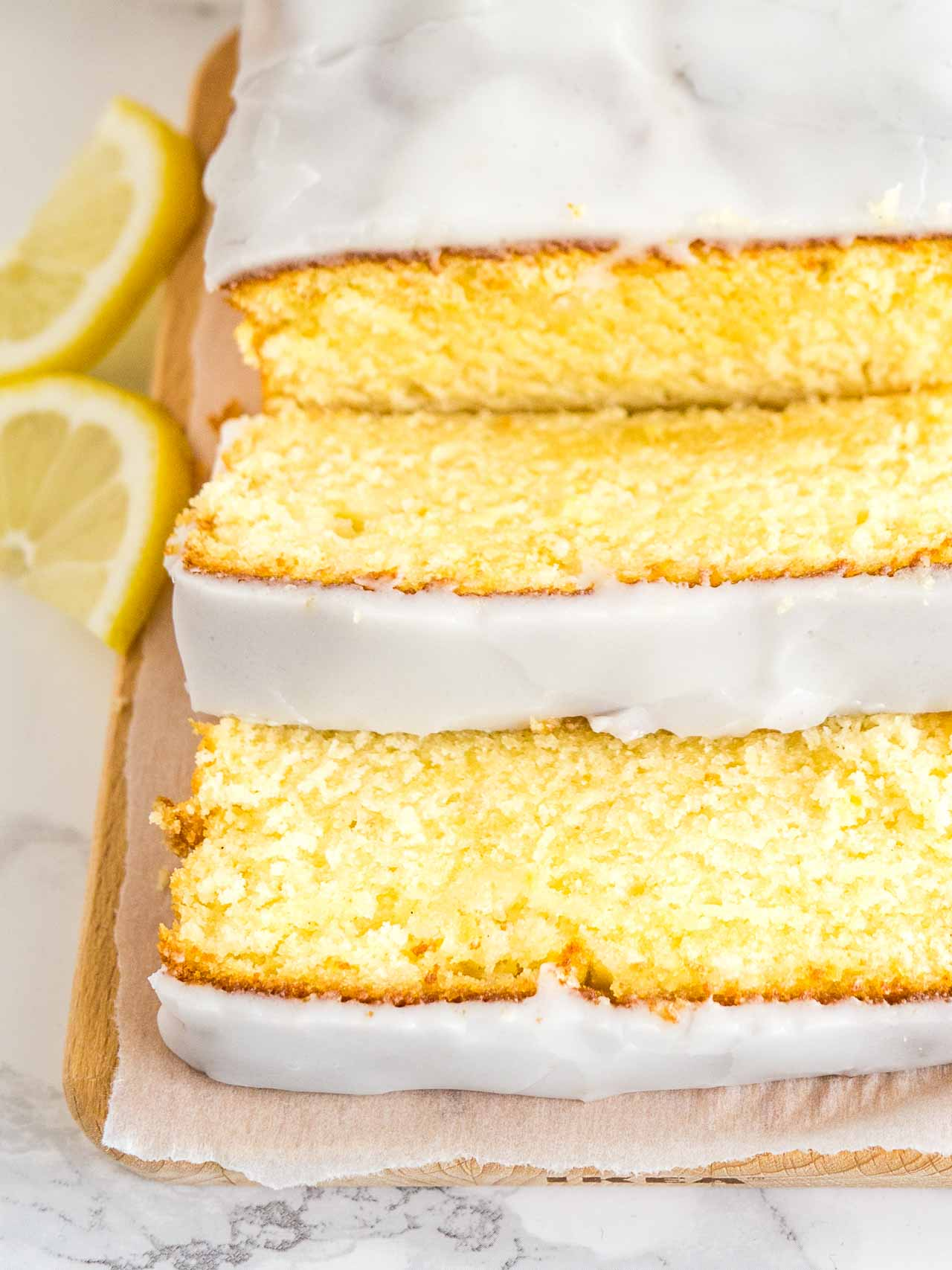 This Moist Lemon Cake Recipe Is Fluffy Tangy And So Easy To Make From Scratch