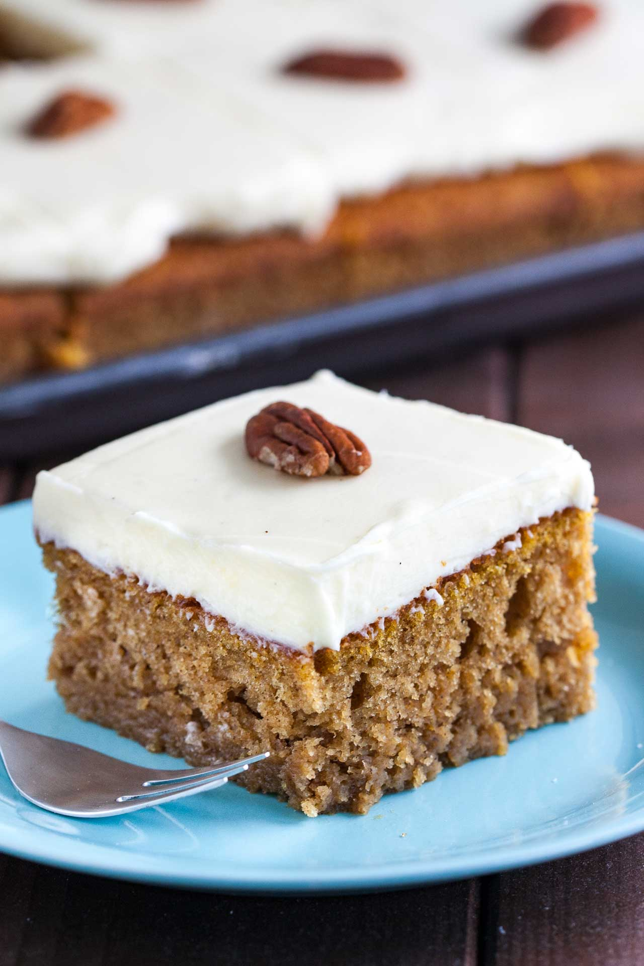 Recipe For Pumpkin Spice Cake From Scratch
