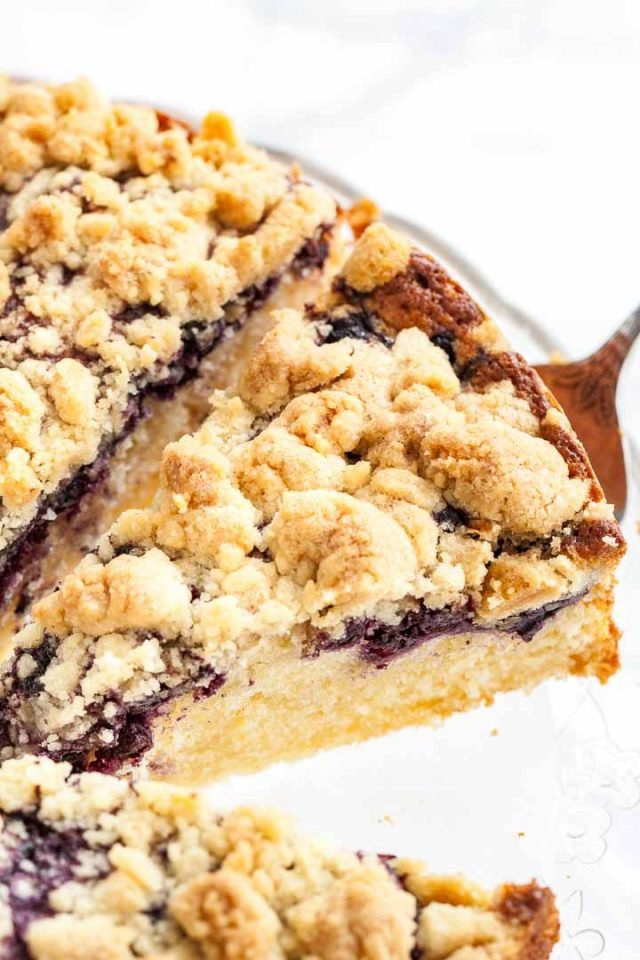 Blueberry Coffee Cake Recipes From Scratch