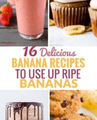 Ripe Banana Recipes