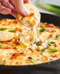 Hot Corn Dip Recipe