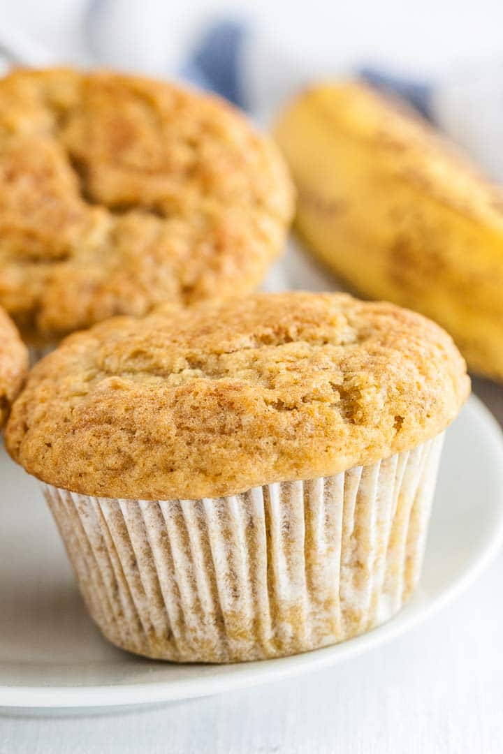 Easy Banana Muffins Recipe Only 30 Min Plated Cravings