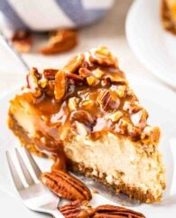 Pecan Pie Cheesecake
