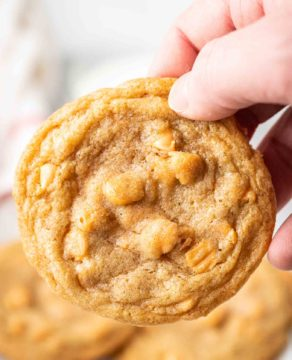 butterscotch cookie recipe