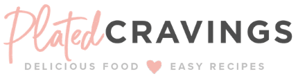 Plated Cravings logo